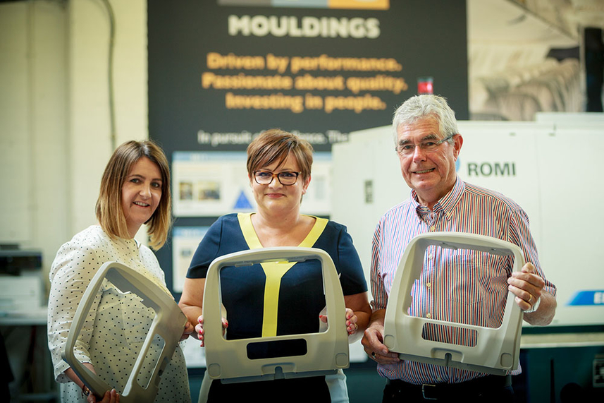 The sky's the limit for Mid and East Antrim business as funding bid cleared for take-off image