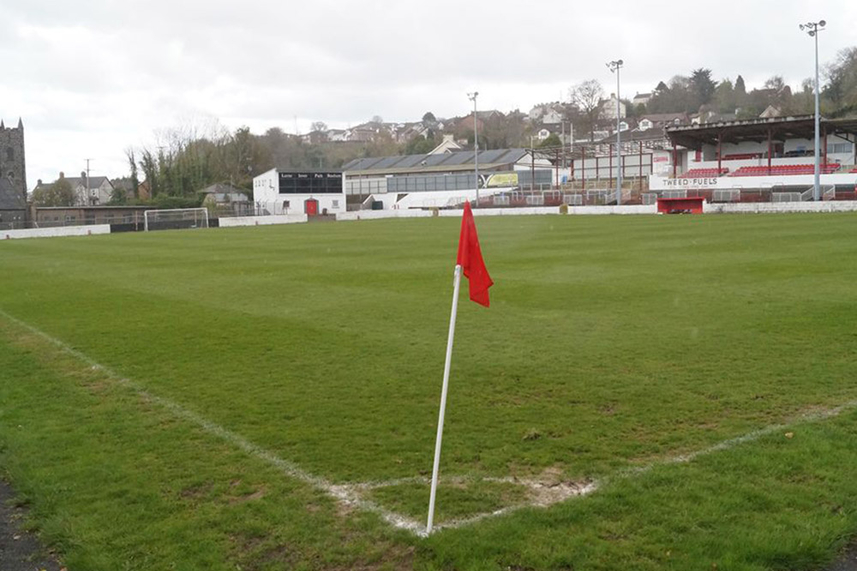 Inver Park transfer deal completed as Larne FC take ownership of facility image
