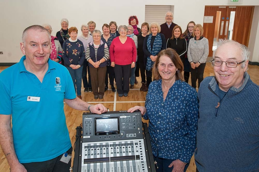 A sound investment for local community centre image