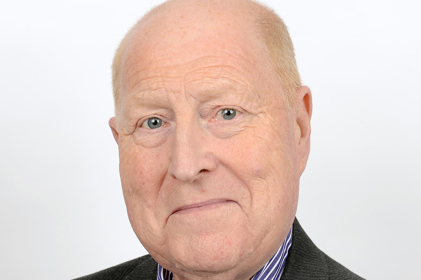 Tributes paid to Councillor James Brown MBE image