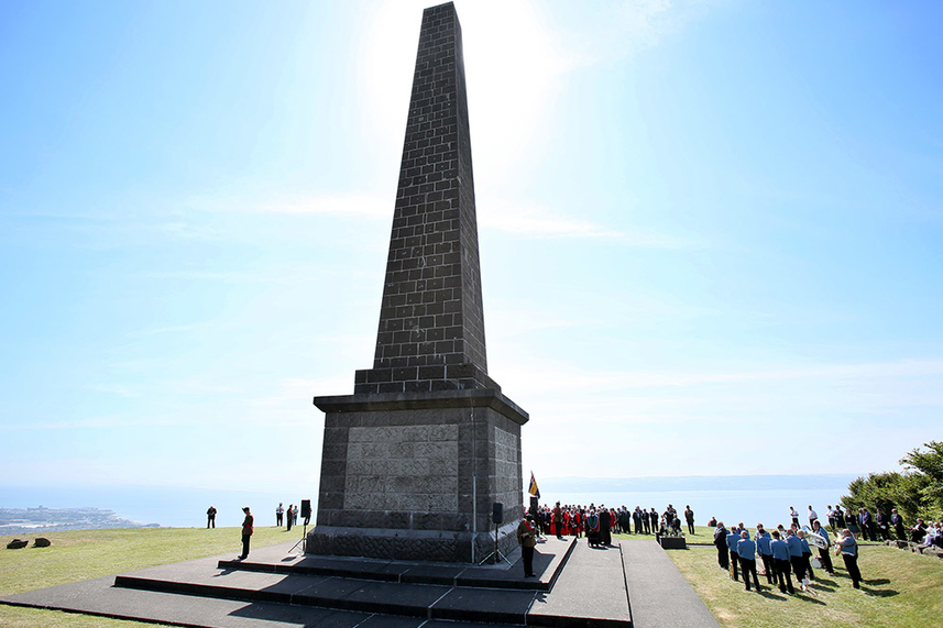 Churches across Mid and East Antrim invited to join Ringing Out for Peace centenary commemoration image