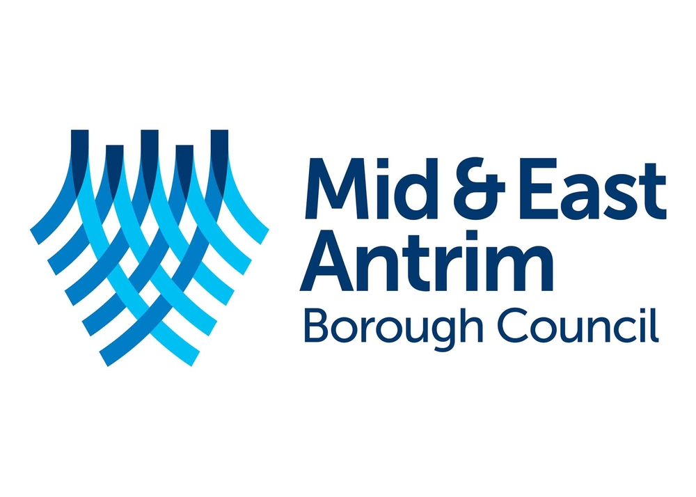 Mid and East Antrim Logo