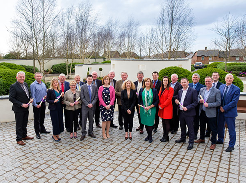 Councillor planning leadership recognised across NI councils