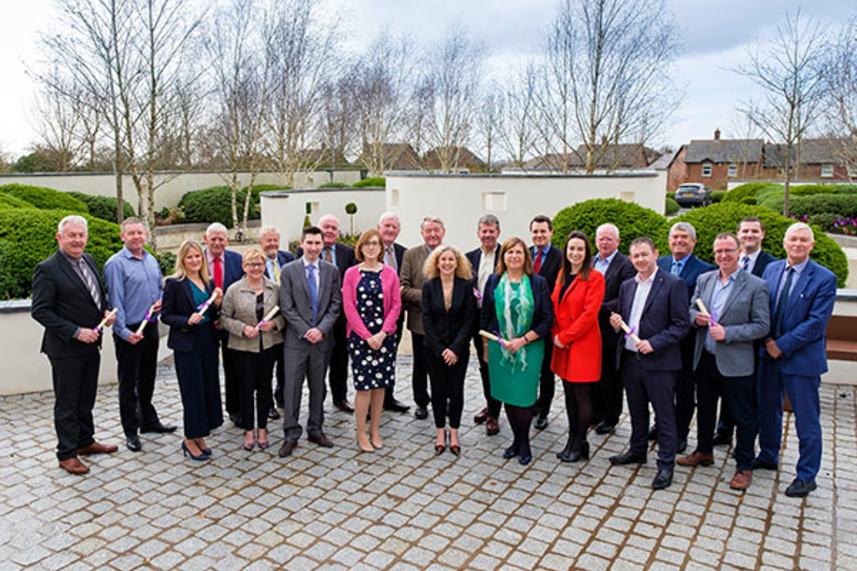 Councillor planning leadership recognised across NI councils image