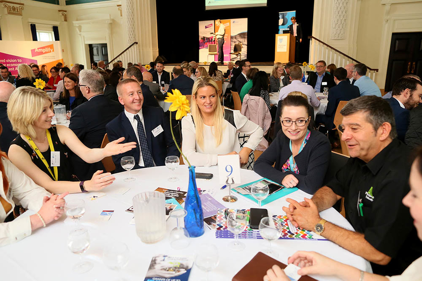 Mid and East Antrim hosts NI Chamber Networking Series aimed at boosting business growth and develop image