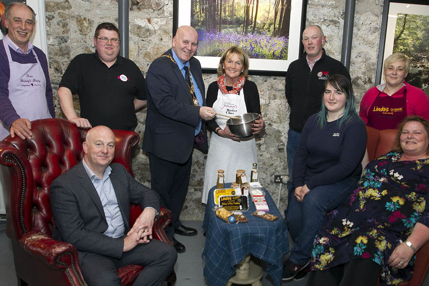Food and drink producers in Mid and East Antrim offered opportunity to exhibit at Balmoral Show image