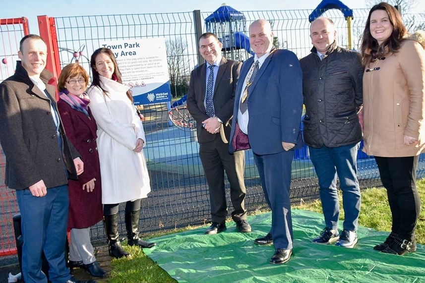 Smoke-Free Play Park Campaign is the first in Northern Ireland image