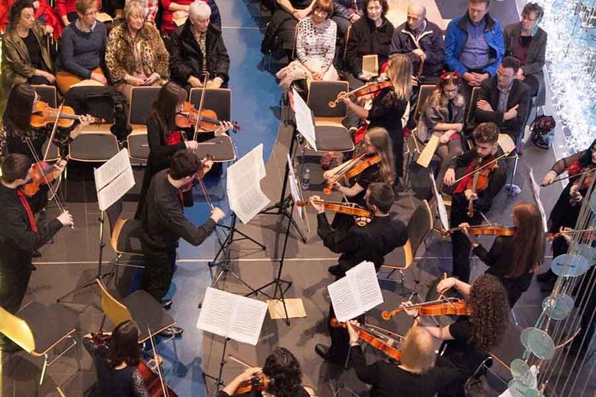 Ballymena Chamber Orchestra Presents A Classical Christmas image