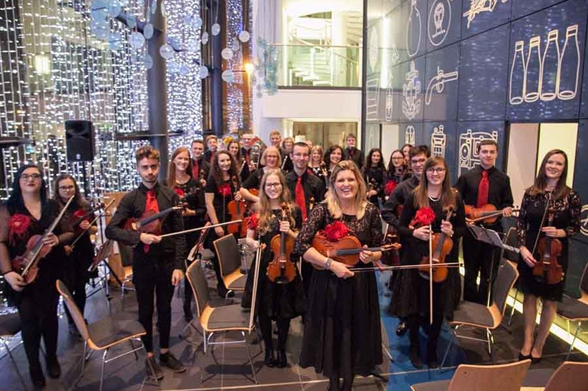 Ballymena Chamber Orchestra Presents Christmas Top of the Pops image