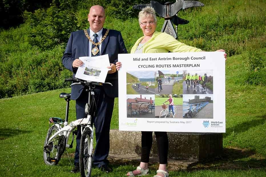Public encouraged to play their part in exciting Cycling Routes Masterplan as deadline approaches image