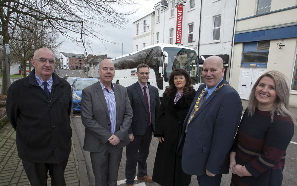 Council pulls out the stops in latest bid to drive the economy and tourism in Mid and East Antrim