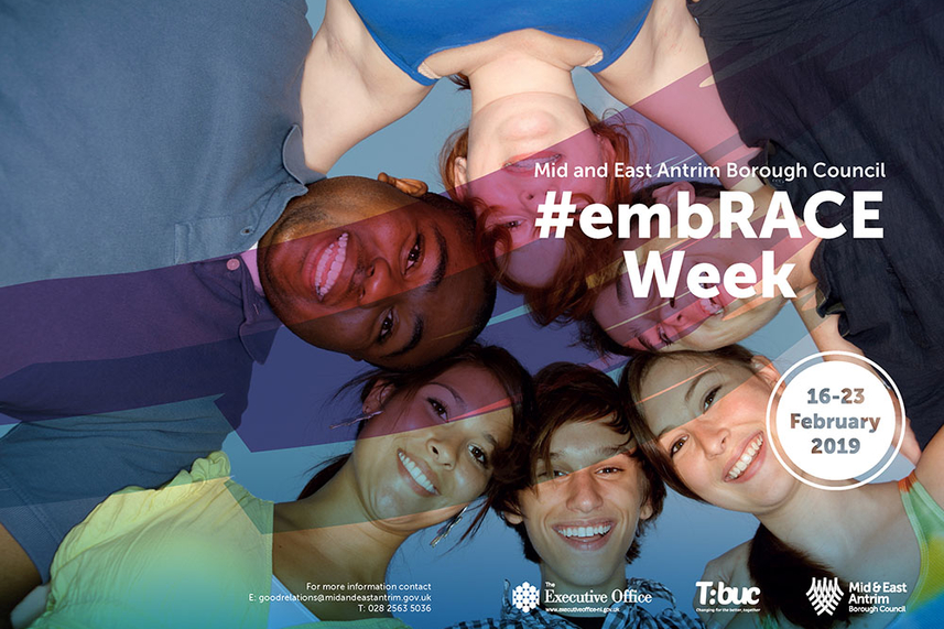 A week to #embRACE diversity in Mid and East Antrim image