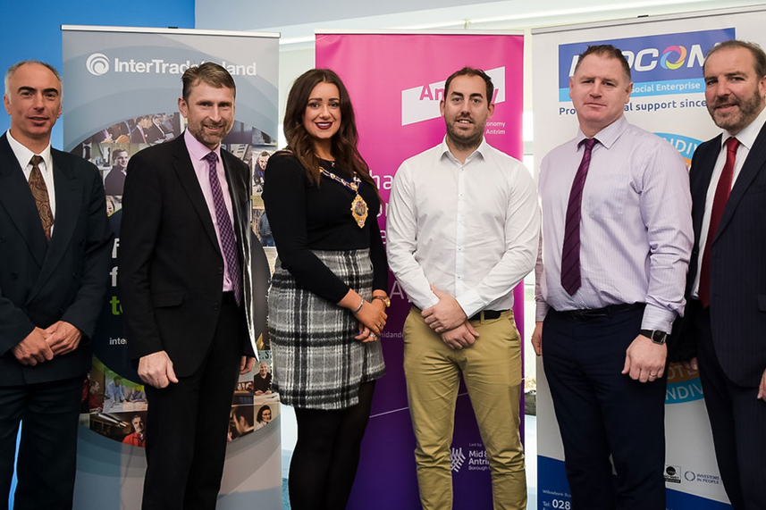Entrepreneurs get a taste of how to grow their businesses at council breakfast event image