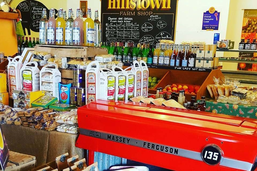 Council initiative helps Hillstown Brewery win business in Britain image