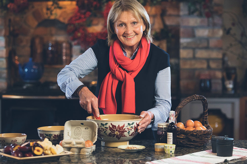 Celebrity chef Jenny Bristow to serve up fantastic Mid and East Antrim produce at Balmoral Show image