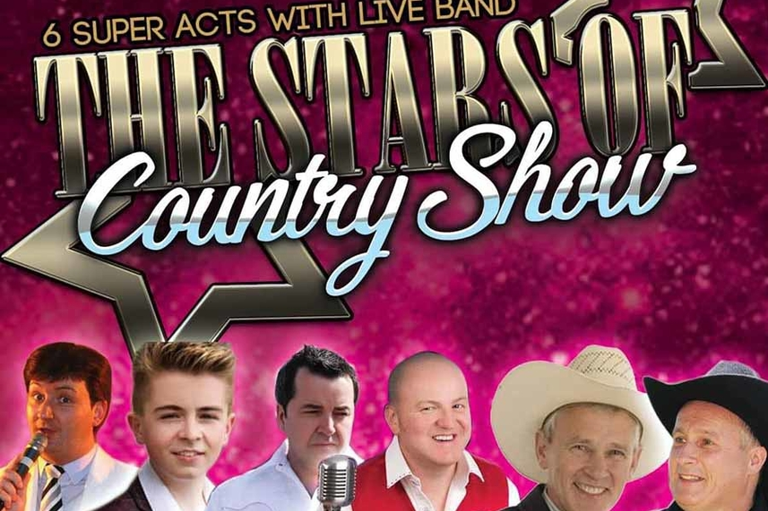 JMG Promotions Presents The Stars Of Country Show image