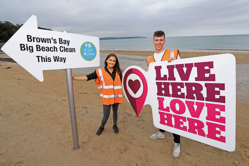 Join Coca-Cola for the Big Beach Clean! image