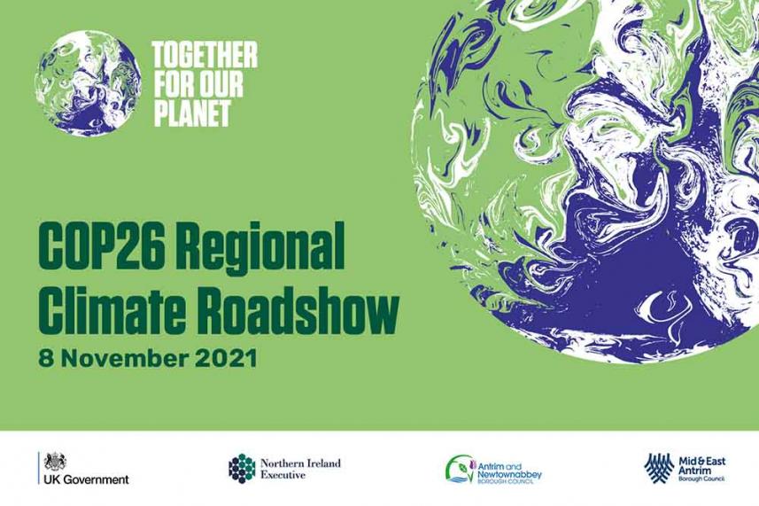 COP26 Regional Climate Roadshow image