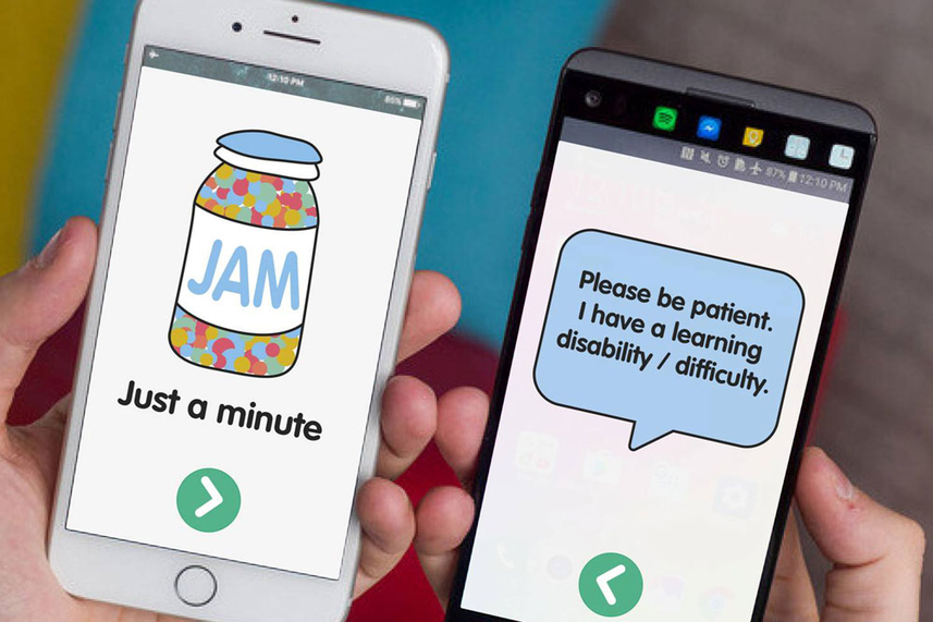 Mid and East Antrim Borough Council backs innovative Just A Minute campaign image