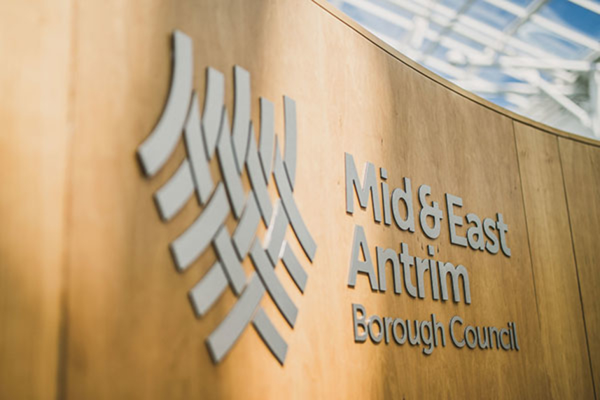 Mid and East Antrim Borough Council ranked among highest in UK image