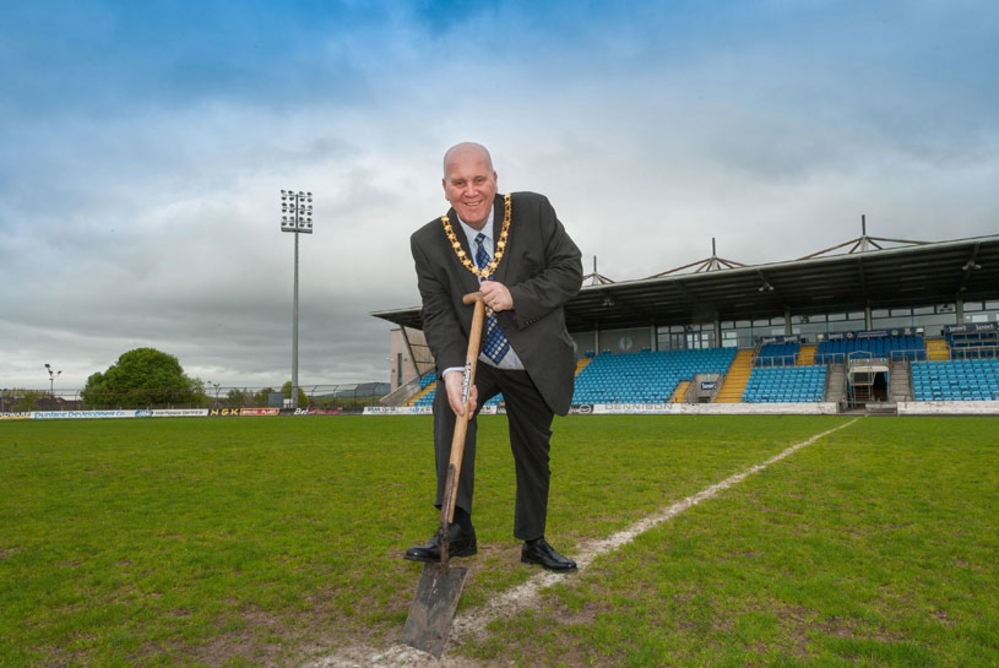 Mayor's charity to net cash boost as football fans offered the chance to own a piece of history