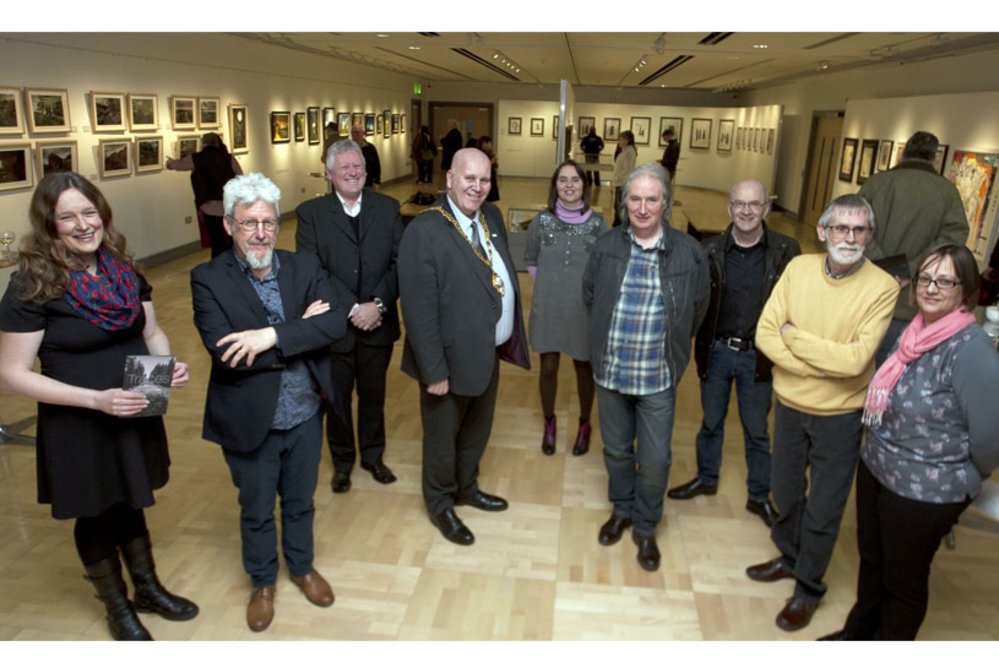 Mid-Antrim Museum exhibition offers the opportunity to explore Traces of our built heritage