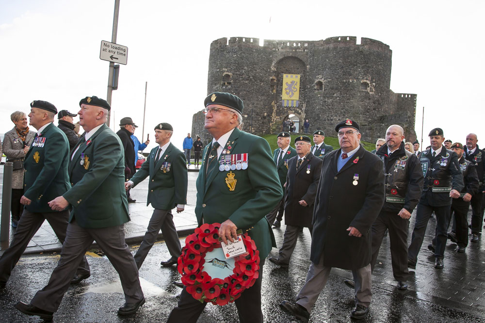 Remembrance events in Mid and East Antrim to provide opportunity for reflection and commemoration