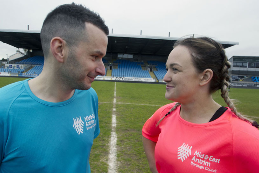Overwhelming success of MEA United 'could play out across Northern Ireland'
