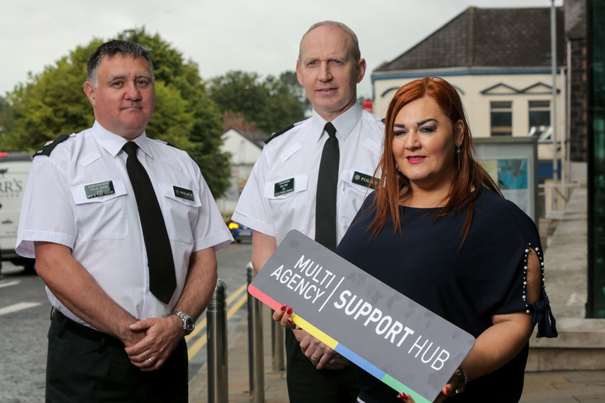 More than 100 lives changed by Mid and East Antrim Support Hub in first year image